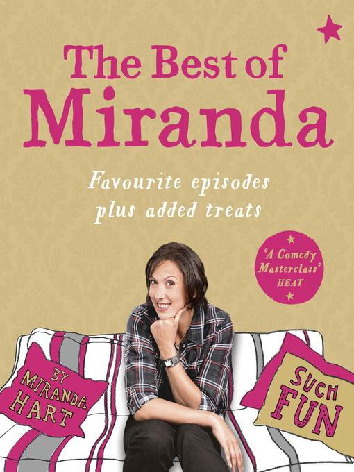 The Best of Miranda (eBook): Favourite episodes plus added treats – such fun!