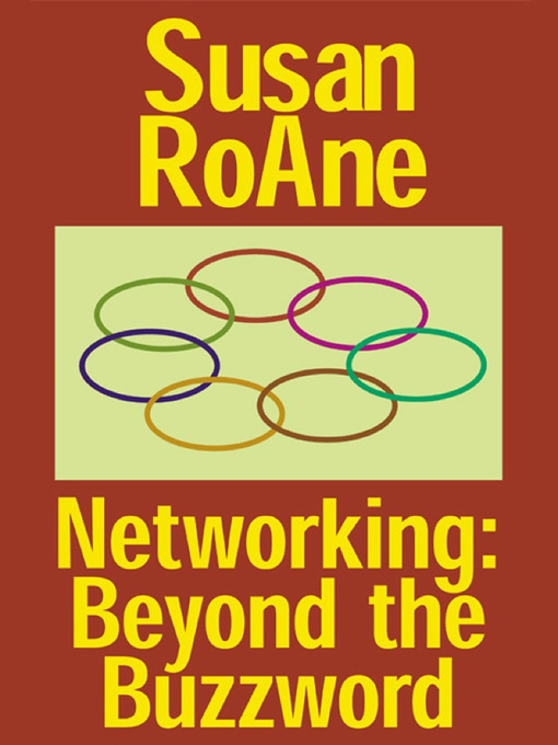 Networking (eBook): Beyond the Buzz Word