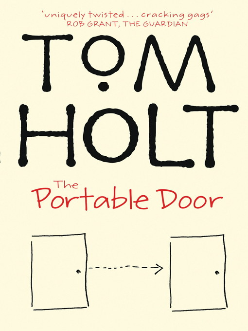 The Portable Door (eBook)