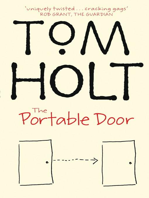 The Portable Door (eBook)