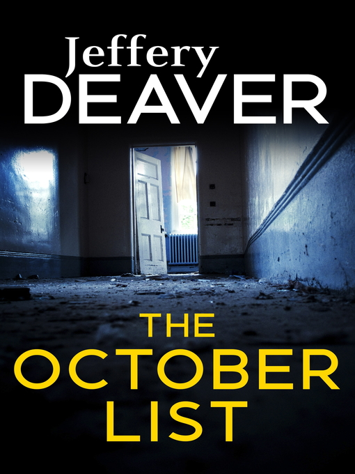 The October List (eBook)