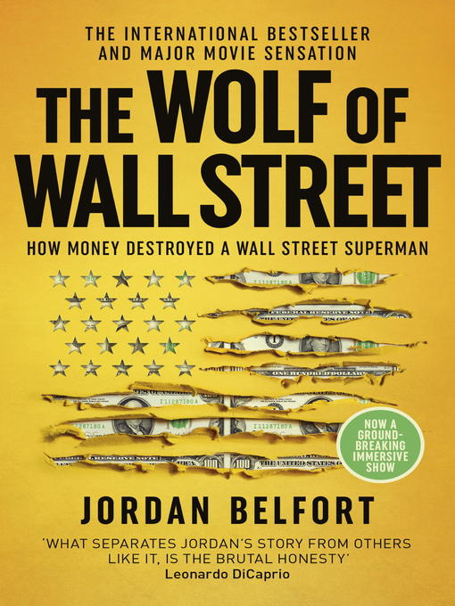 The Wolf of Wall Street (eBook)