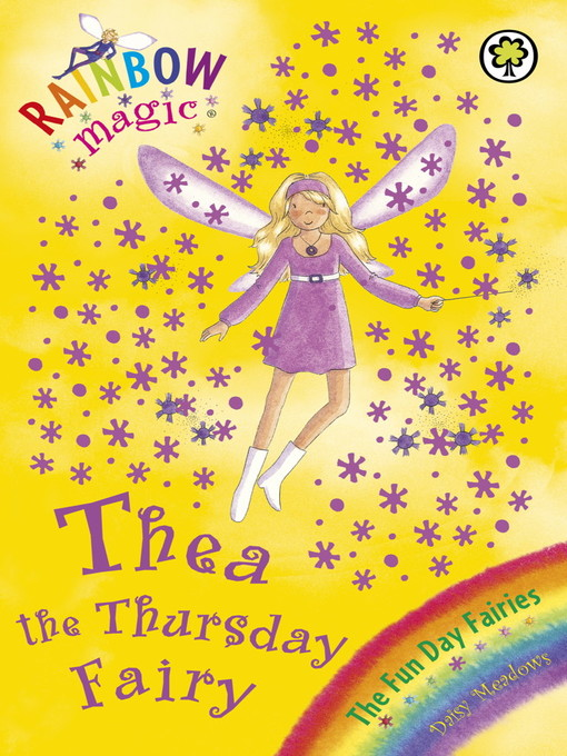 Thea The Thursday Fairy: Rainbow Magic: Fun Day Fairies Series, Book 4 - Rainbow Magic: Fun Day Fairies (eBook)