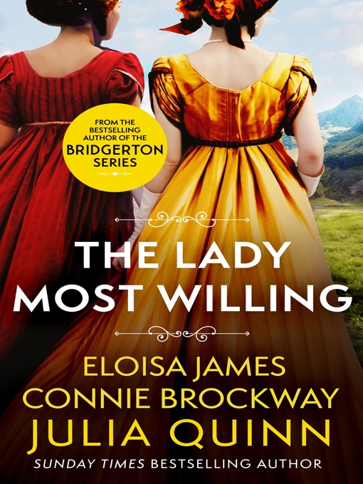The Lady Most Willing (eBook): A Novel in Three Parts