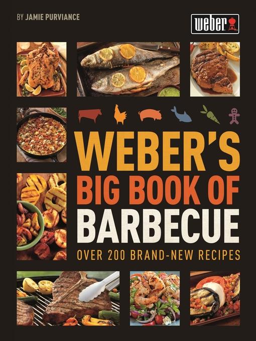 Weber's Big Book of BBQ (eBook)