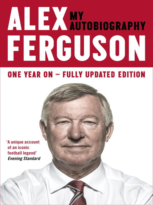 Alex Ferguson My Autobiography (eBook)