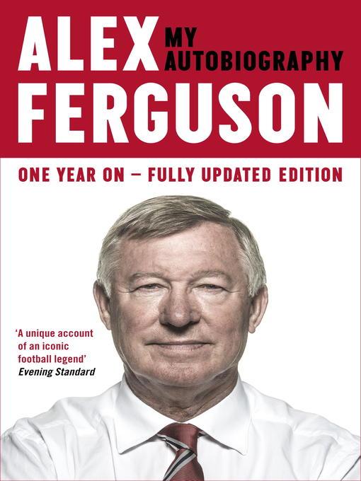 ALEX FERGUSON My Autobiography (eBook)