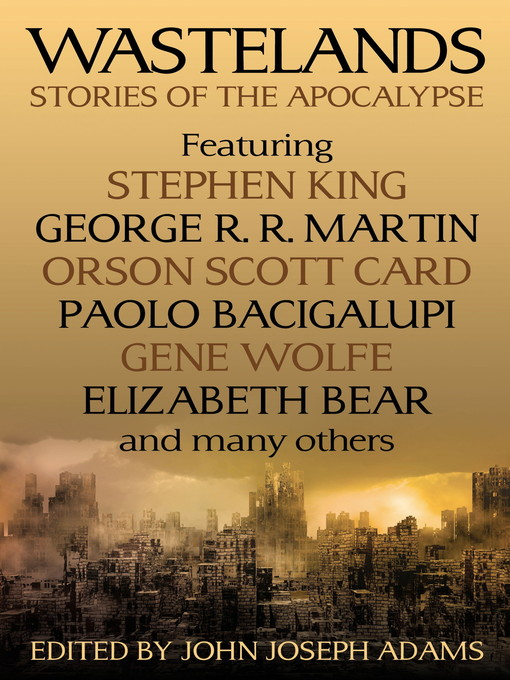 Wastelands (eBook): Stories of the Apocalypse
