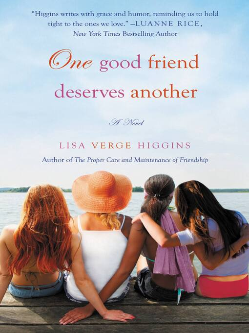 One Good Friend Deserves Another (eBook)