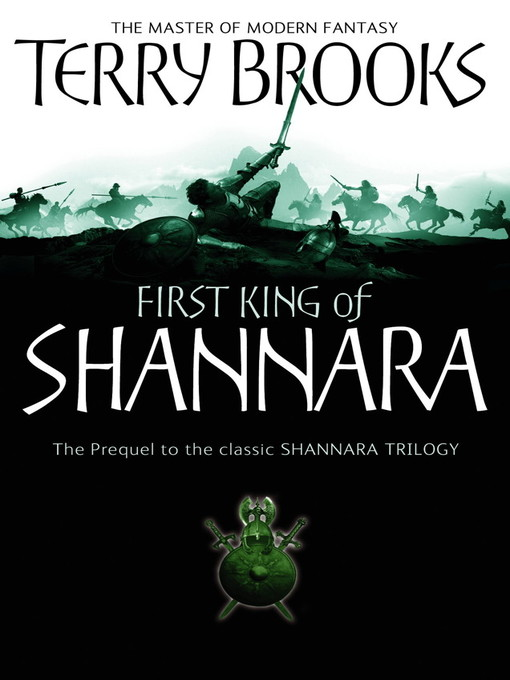The First King of Shannara (eBook): Shannara Series, Book 9