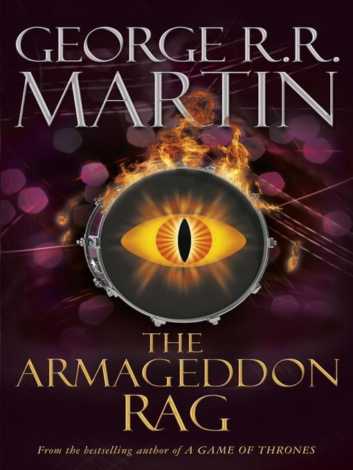 The Armageddon Rag (eBook)