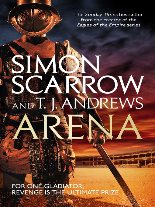 Barbarian (eBook): Roman Arena Series, Book 1