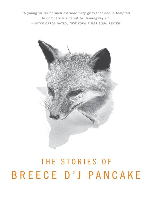 Stories of Breece D'J Pancake (eBook)