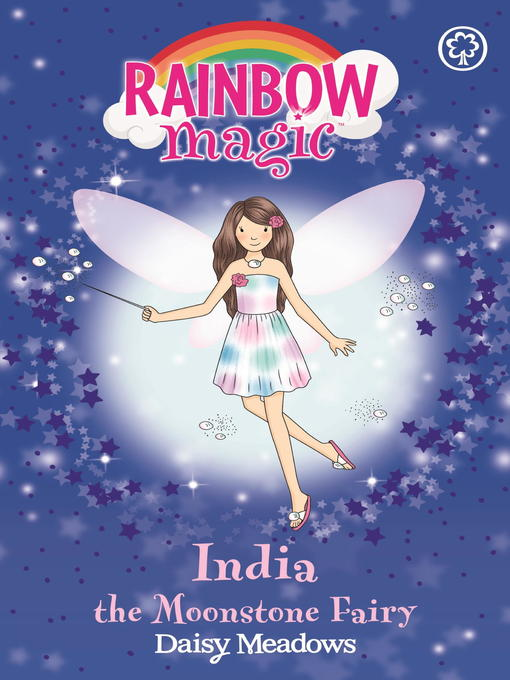India the Moonstone Fairy: Rainbow Magic: The Jewel Fairies Series, Book 1 - Rainbow Magic: The Jewel Fairies (eBook)