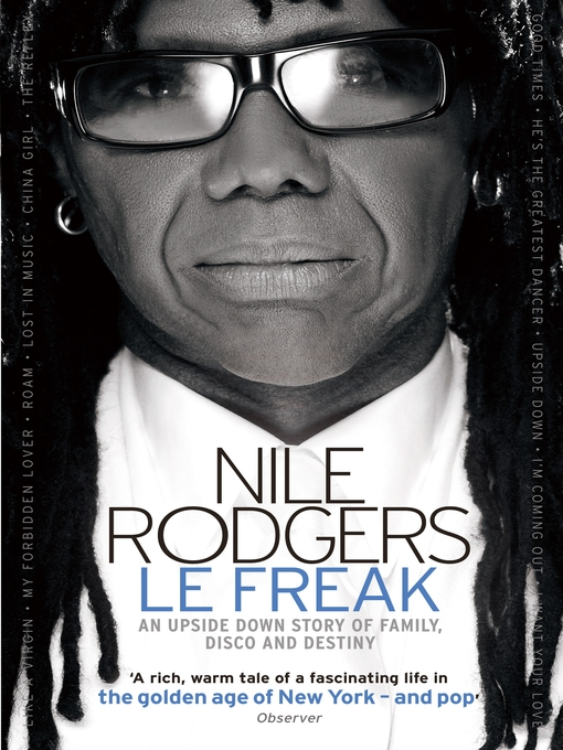 Le Freak (eBook): An Upside Down Story of Family, Disco and Destiny