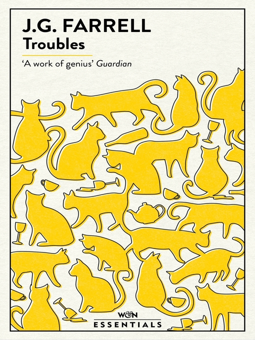 Troubles (eBook): Empire Trilogy, Book 1