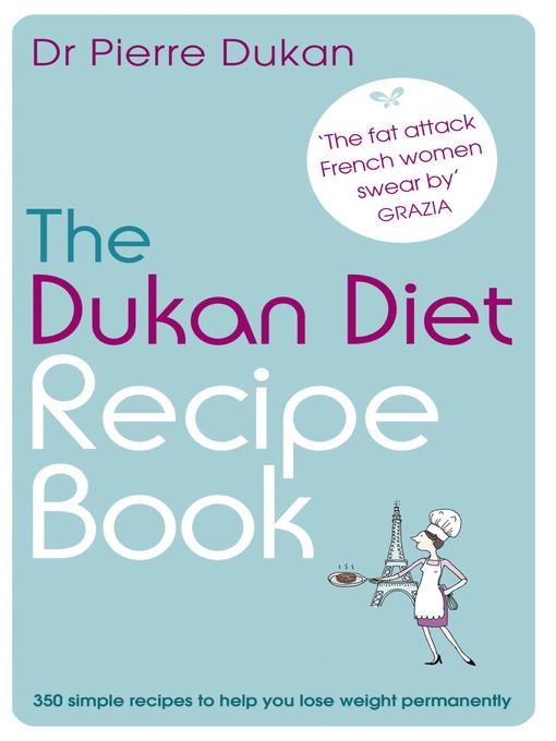 The Dukan Diet Recipe Book (eBook)