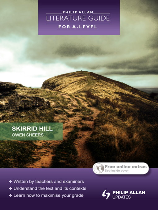 Philip Allan Literature Guide (for A-Level): Skirrid Hill (eBook)