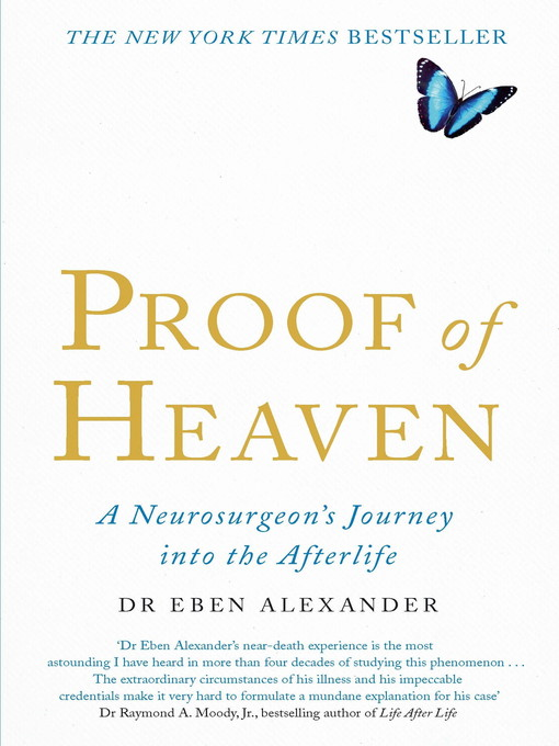 Proof of Heaven (eBook): A Neurosurgeon's Journey into the Afterlife
