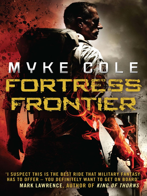 Fortress Frontier (eBook): Shadow Ops Series, Book 2