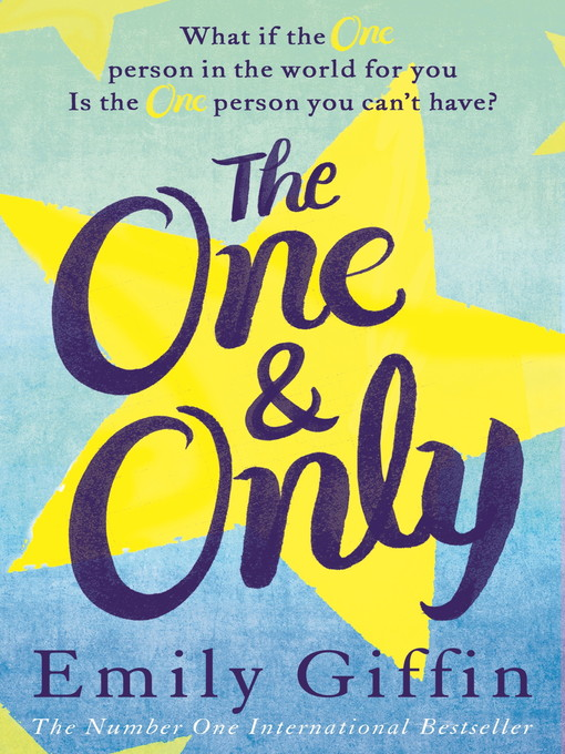 The One & Only (eBook)