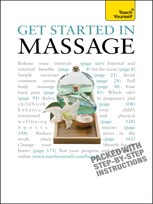 Get Started In Massage (eBook)