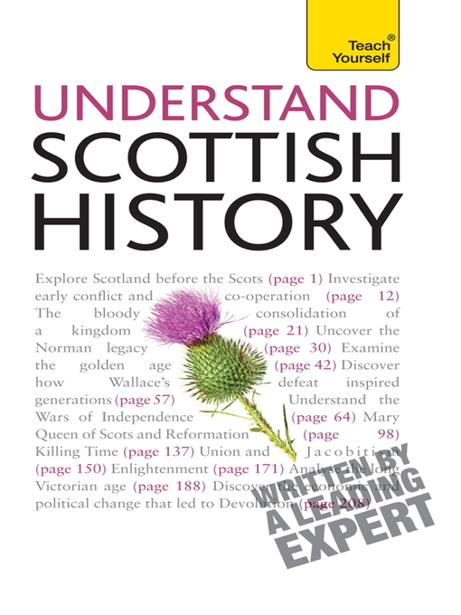 Understand Scottish History (eBook)