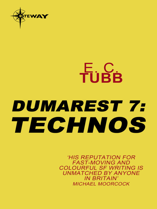 Technos (eBook): Dumarest Saga, Book 7