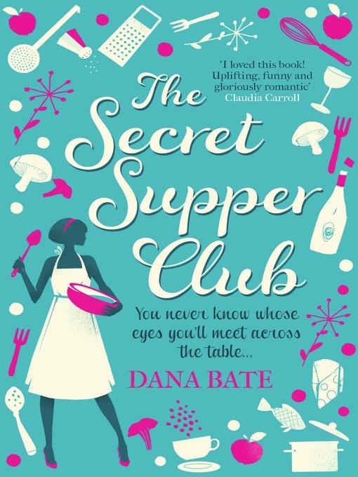 The Secret Supper Club (eBook)