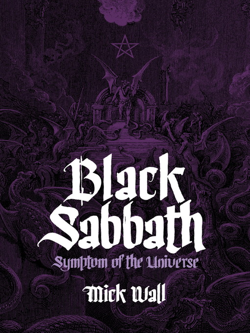 Black Sabbath (eBook): Symptom of the Universe