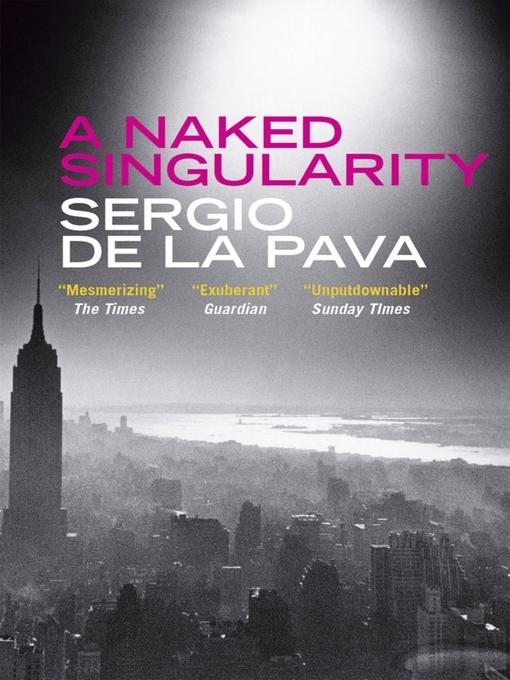 A Naked Singularity (eBook)