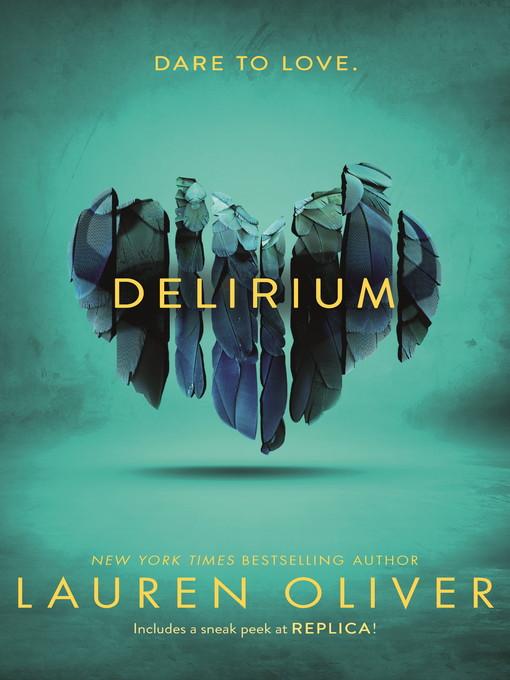 Delirium (eBook): Delirium Series, Book 1