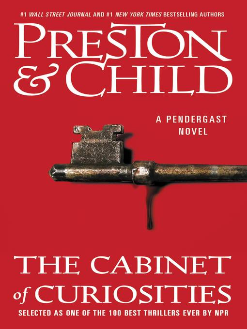 The Cabinet of Curiosities (eBook): Pendergast Series, Book 3
