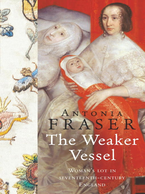 The Weaker Vessel (eBook)