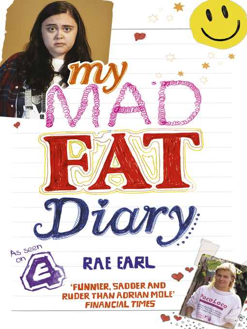 My Fat, Mad Teenage Diary (eBook)
