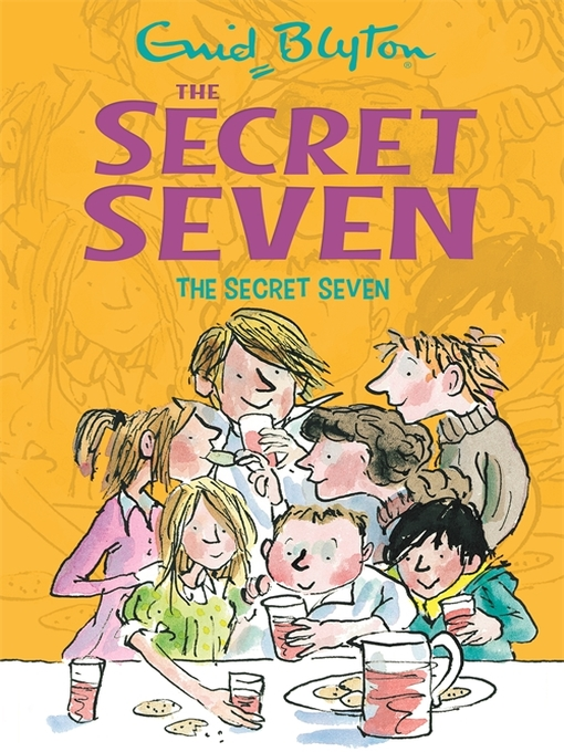 The Secret Seven (eBook): Secret Seven Series, Book 1