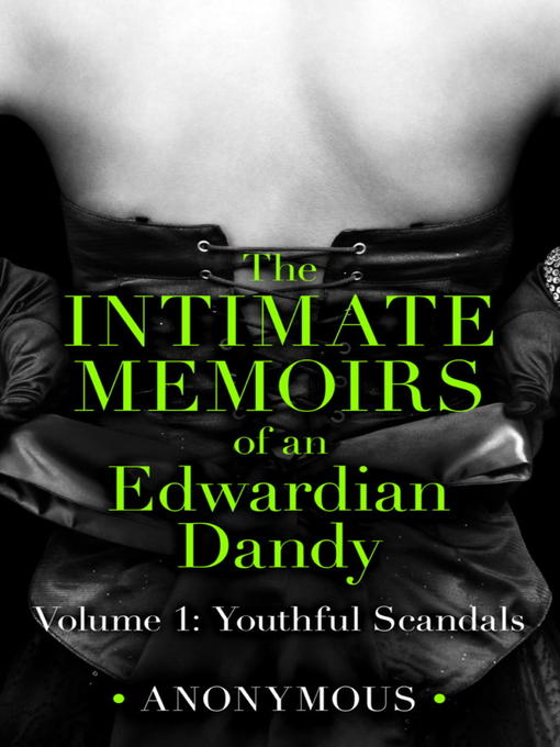 Volume 1: Youthful Scandals (eBook)