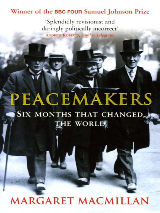 Peacemakers (eBook)