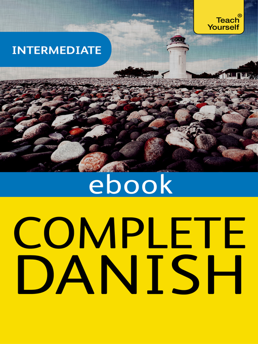 Complete Danish (eBook): Teach Yourself eBook ePub