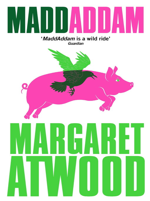 MaddAddam (eBook)