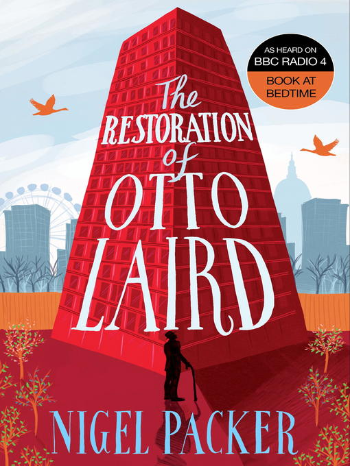 The Restoration of Otto Laird (eBook)