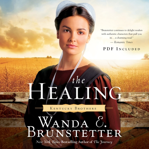 Cover image for The Healing