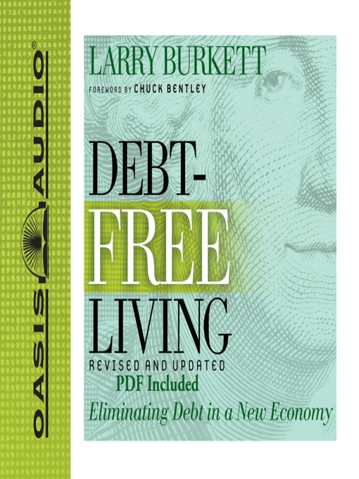 Debt-Free Living (MP3): Eliminating Debt in a New Economy