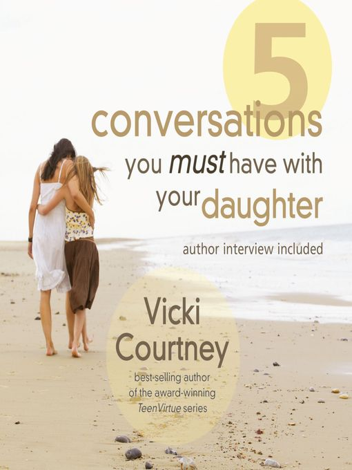Five Conversations You Must Have With Your Daughter (MP3)