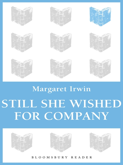 Still She Wished for Company (eBook)