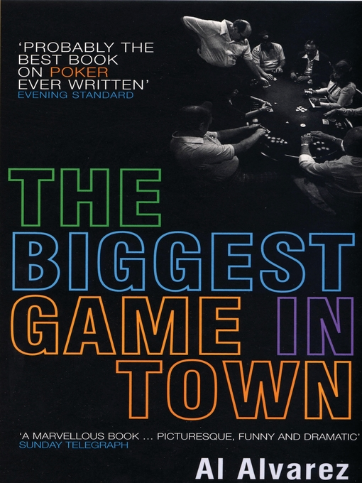 The Biggest Game in Town (eBook)