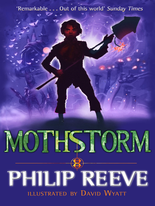 Cover image for Mothstorm