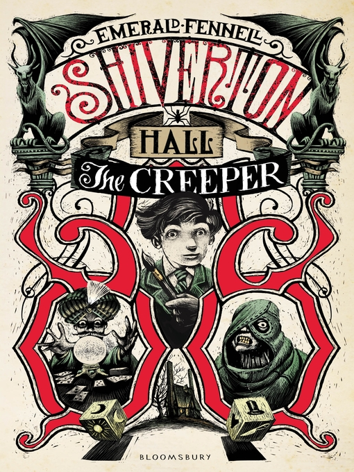 The Creeper: Shiverton Hall Series, Book 2 - Shiverton Hall (eBook)