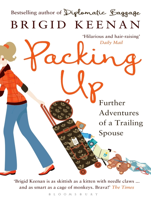 Packing Up: Further Adventures of a Trailing Spouse (eBook)