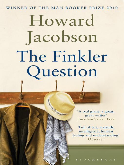 The Finkler Question (eBook)